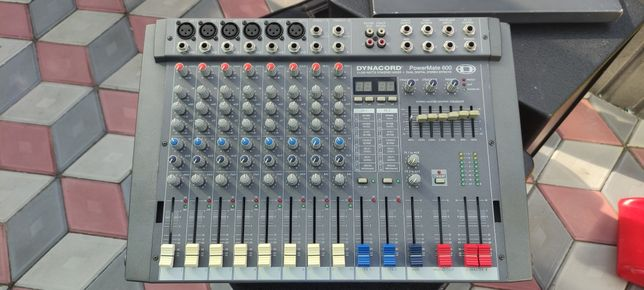 Mixer dynacord PowerMate pm 600-1 stare foarte buna