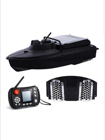 Barca cu sonar si gps  pentru plantat pescuit