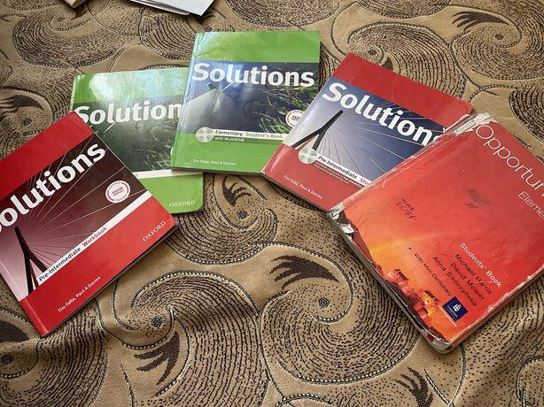 Solutions,Happy english книги на английсском языке