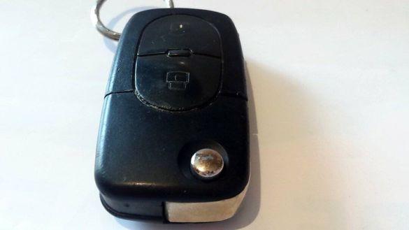 Ключ за volkswagen
