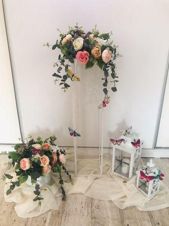 Inchiriere aranjamente flori artificiale