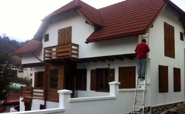 Montaj acoperis, dulgherie, mansardare, reparatii profesionale