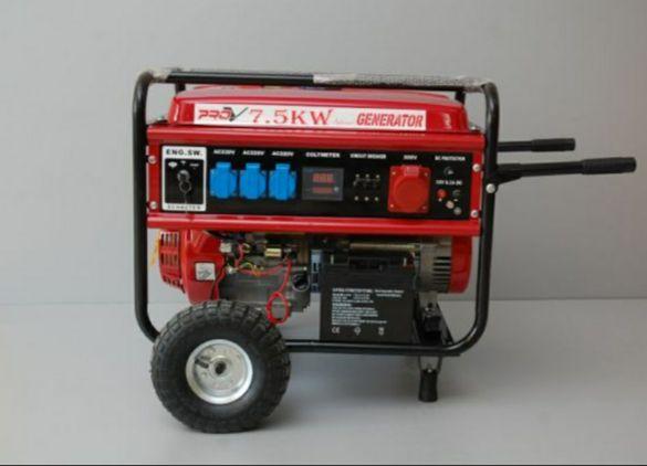 Генератор за ток от 2,2 до 20kw. 9