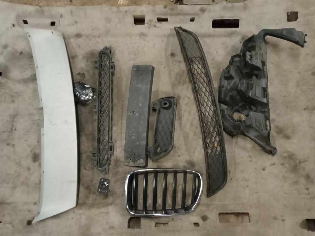 Х3 ф25 предна броня на части. Бмв bmw x3 f25 решетка бъбреци