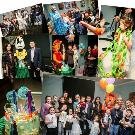 Аниматоры для детей!!! Шоу программы на день рождения, и другое!!!