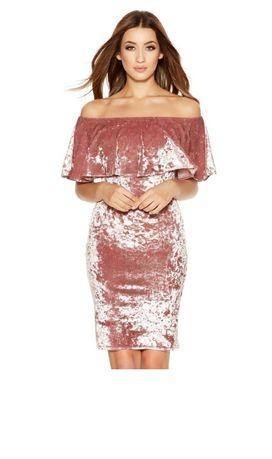 Rochie noua din catifea
