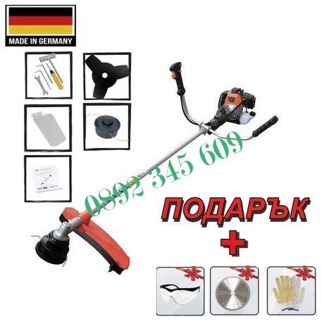 Бензинов тример за трева/ Храсторез STAHL MAYER GERMANY 58 КУ