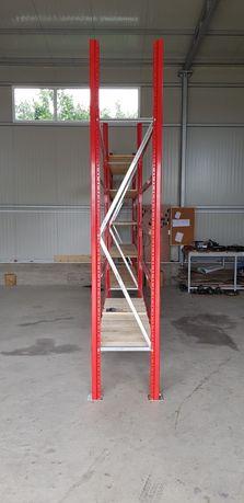 Rafturi metalice 6516×5159