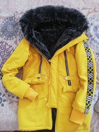 Зимния куртка Парка