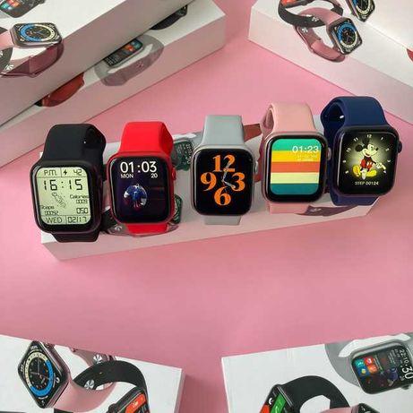Хит 2021! Смарт Часы M16 Plus аналог Apple Watch 6, браслет airpods