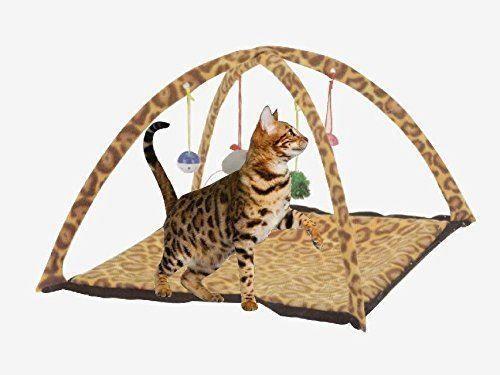 Игрална площадка за котки.