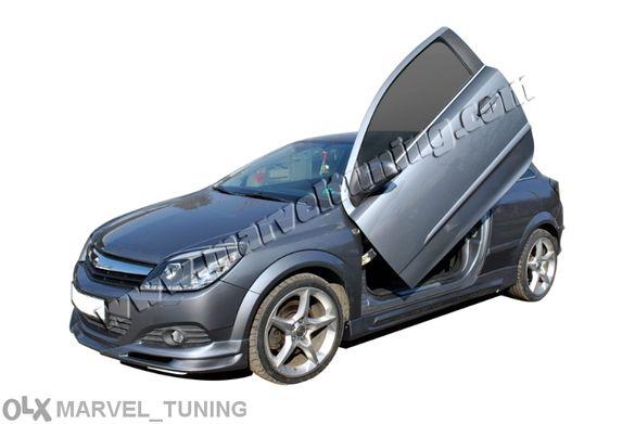 Тунинг Кит (комплект спойлери) за Opel Astra H ( Опел Астра )