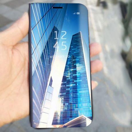CLEAR VIEW Огледален калъф кейс Samsung Galaxy A72 A52 A42 A32 A12 02s