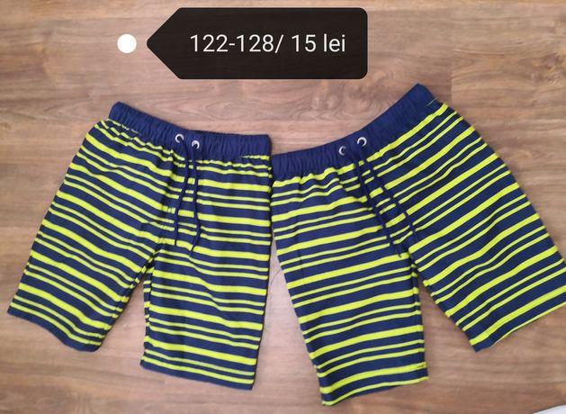 Sort 122 128 noi cu eticheta pantaloni baie, costum baie
