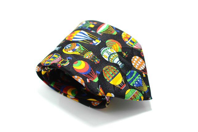Cravata Barbati Giorgio Moresco Clasica 9.5 x 144 cm Baloane CR143