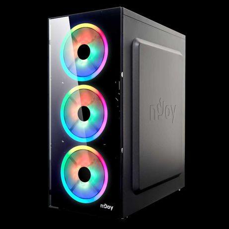 Computer Xeon v3 4c/8t, 64GB RAM DDR4, SSD+HDD, Nvidia 4GB