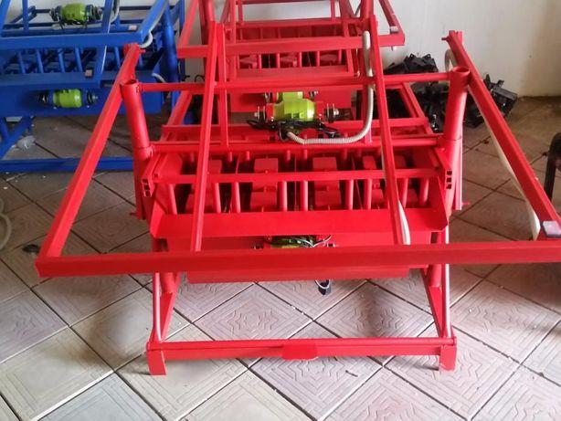 Оборудование, станок для производства пескоблока Бесплатная доставка.