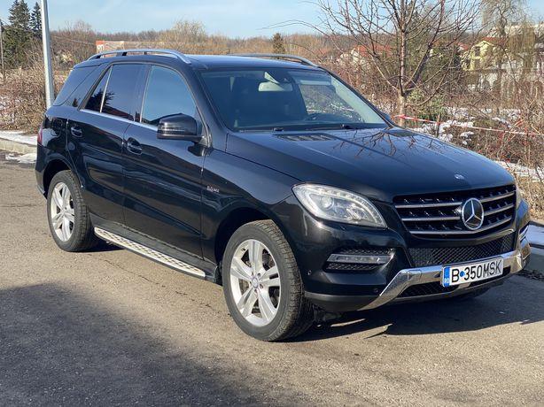 Mercedes Benz ML 350 BLUETEC