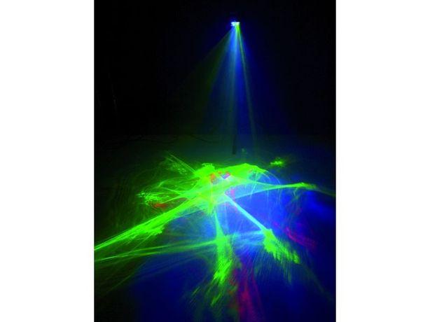 Vand laser+led Eurolite LED MS-3 MoonLaser