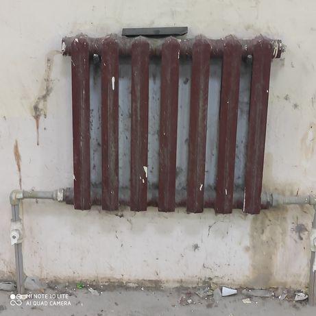 Чугунные радиатор