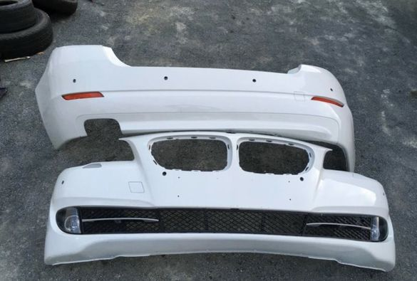 Предна и Задна броня за БМВ BMW F10 Ф10