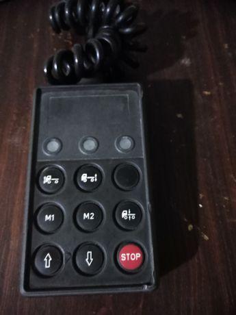 Telecomanda echilibrare suspensii