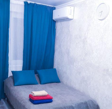 Квартира посуточно, почасовая Абая Правды (Алтынсарина), ночь, сутки