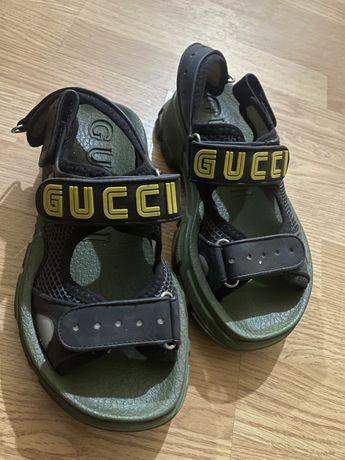 Гуччи сандалии