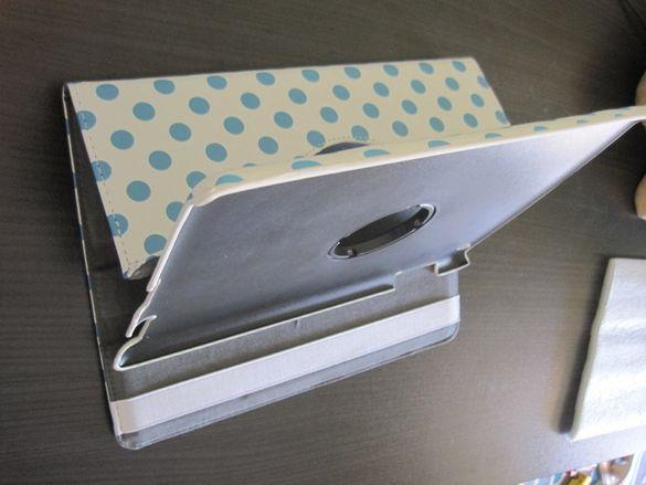 Калъф за iPad,кожен. гр. Бургас - image 1