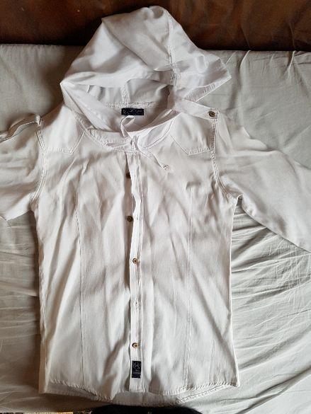 Спортно-елегантна риза S или С