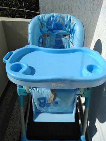 Детско столче за хранене и кенгуру