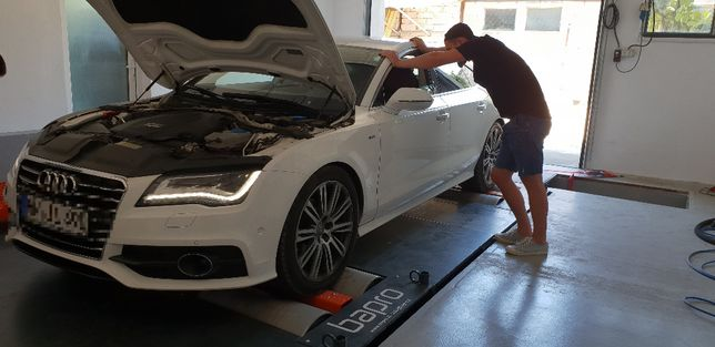 Chiptuning Stage1 Stage2. Dyno Test. Resoftare. Diagnoza. Downgrade
