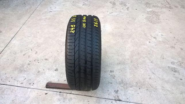 O anvelopa de vara 245 35 20 pirelli p zero profil 8 mm dot 2019