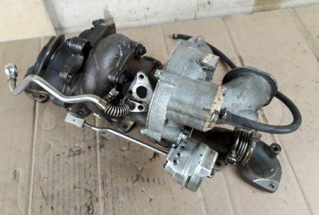 Турбина на м275 мотор, W221,W216,W220,S600,S65AMG