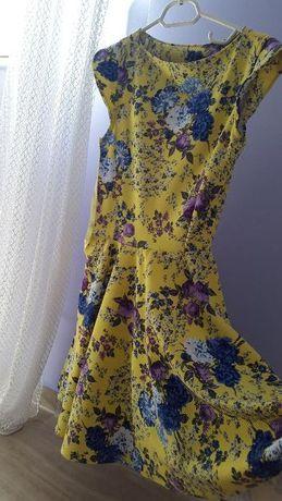 Страхотна рокля в жълто