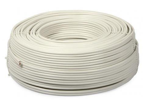 Cablu coaxial CCA RG59 + 2X0,5 alimentare