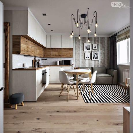 Дизайн интерьера квартир, офисов Talap design
