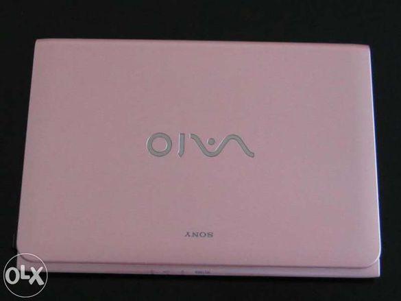 Продавам лаптоп Sony Vaio за 295 лв.