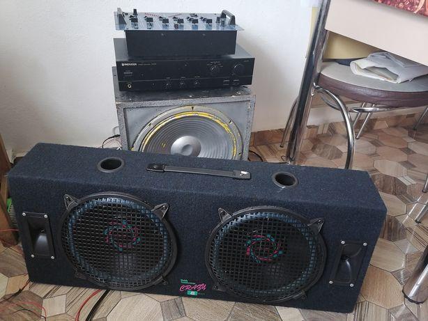 Vind Bocxa 400 wati stație Mixer subwoofer