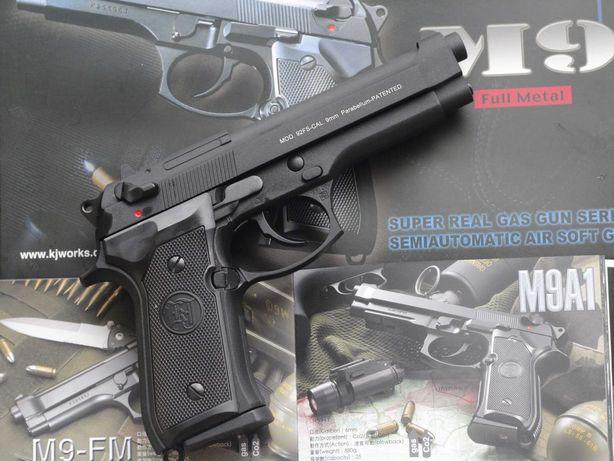Pistol Airsoft Semnat Piedro Beretta M9/1911/PT92 4,6j