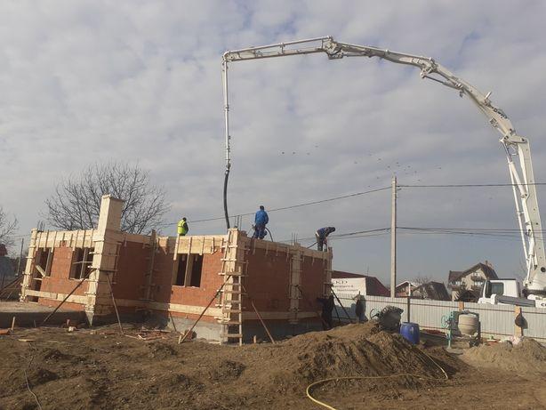 Construim case la rosu