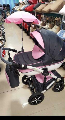 Бебешка количка pepe eco 3в1
