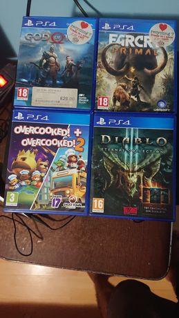 Jocuri PS4