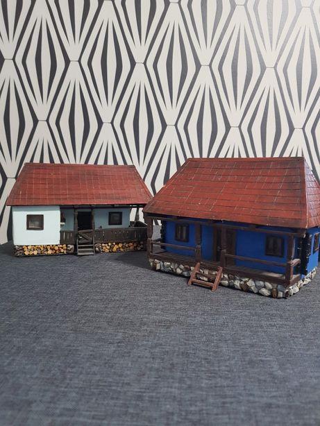 Casuta traditionala , casa batraneasca in miniatura macheta