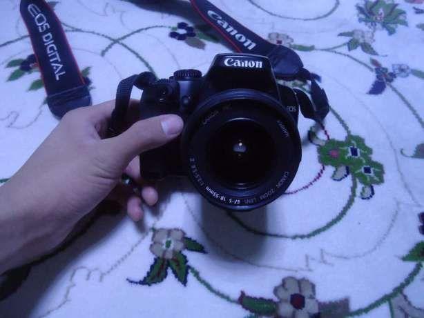 Фотоаппарат зеркальный Canon EOS 1200