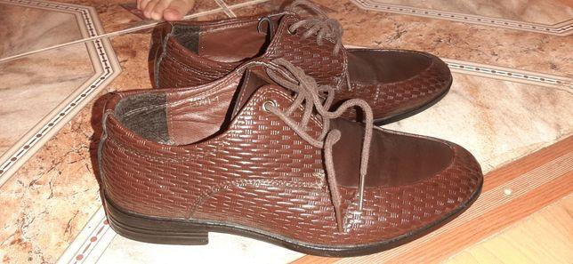 Туфли на мальчика р30