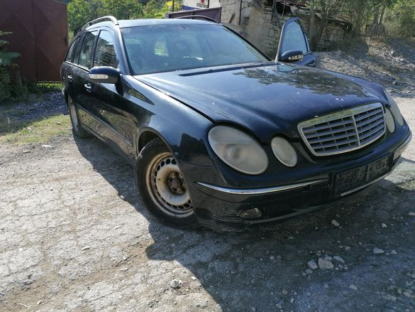 На части!!! Mercedes W211 E220 cdi  комби, elegance ЛЯВ ВОЛАН!!!