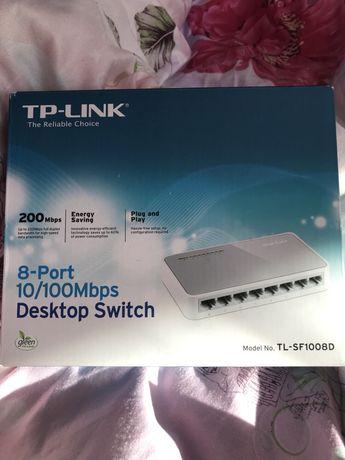TP -Link Desktop Switch