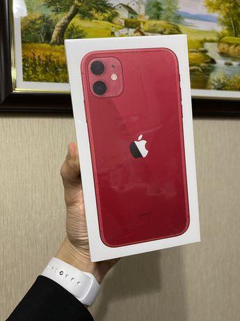 Новый Запечатанный Айфон iPhone 11 64GB EAC RM/A
