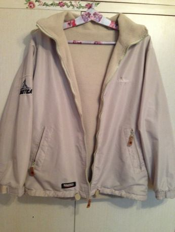 Двулицево мъжко яке